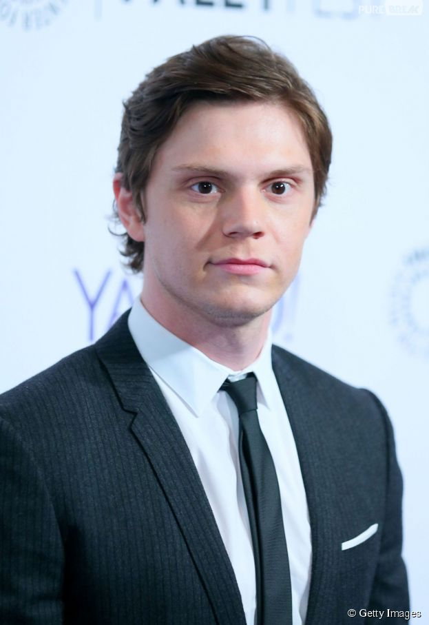 "Evan Peters vai estar em ""American Horror Story: Hotel"""