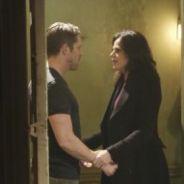 """Em """"Once Upon a Time"""": na 4ª temporada, Regina descobre bomba sobre Robin em reencontro!"""