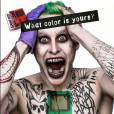 """De """"Esquadrão Suicida"""": Jared Leto como Coringa comparado a um Game Boy Color"""