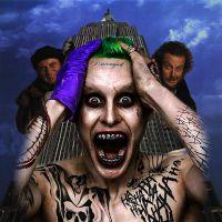 """De """"Esquadrão Suicida"""": Melhores memes com o visual de Jared Leto como Coringa!"""
