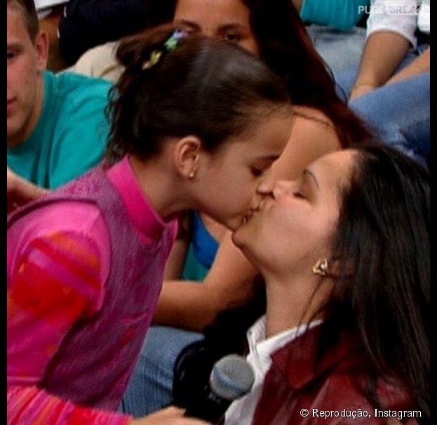 Bruna Marquezine faz sucesso desde pequena e sua mãe, Neide Maia, está sempre ao seu lado!