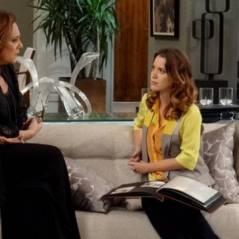 """Final de """"Alto Astral"""": Laura (Nathalia Dill) descobre que é filha de Tina (Elizabeth Savala)!"""