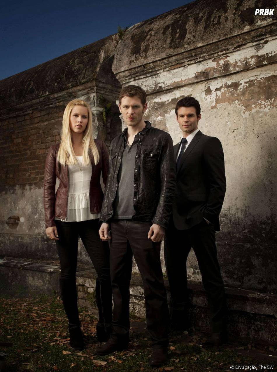 """Rebekah (Claire Holt) faz parte do clã de vampiros originais de """"The Originals"""""""
