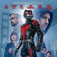 """Filme """"Homem-Formiga"""", com Paul Rudd, acaba de ganhar seu primeiro pôster. Confira!"""