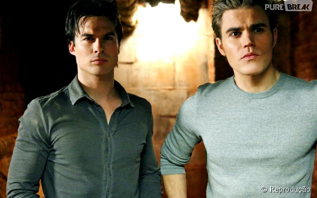 """The Vampire Diaries"" vai ter sua 7ª temporada!"