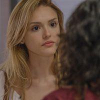 """Novela """"Sete Vidas"""": Júlia (Isabelle Drummond) vai visitar filho recém nascido de Pedro e Taís"""