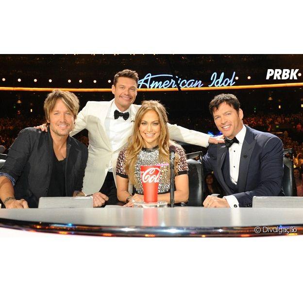 """O reality show """"American Idol"""" chega ao fim em 2016"""