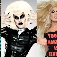 "Adore Delano, Sharon Needles e mais drag queens de ""RuPaul's Drag Race"" que bombam muito no Youtube!"