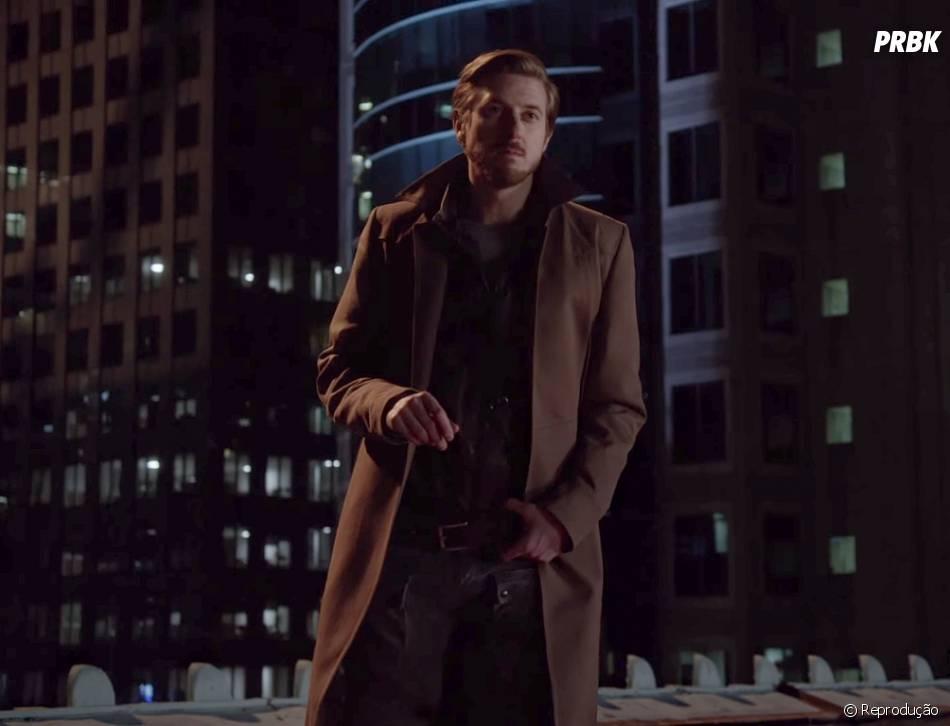 """Em """"Legends of Tomorrow"""", Rip Hunter (Arthur Darvill) veio do futuro para juntar os heróis"""