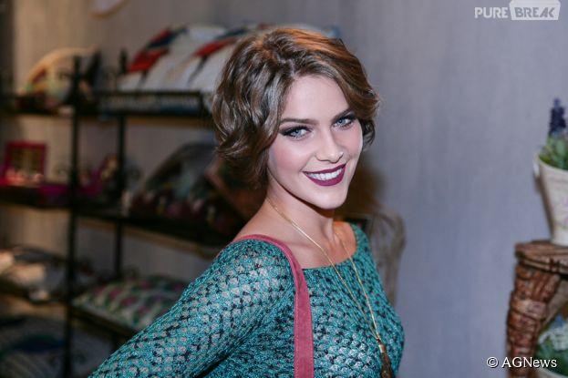 """Isabella Santoni é uma das estrelas reservadas para """"A Mais Forte"""", futura novela das 21h da Globo"""