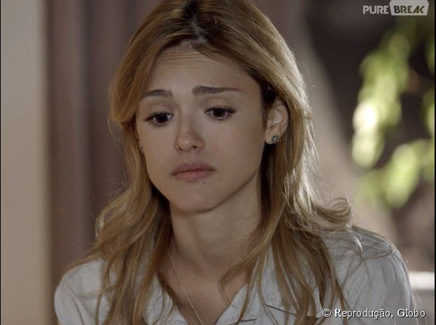 "Júlia (Isabelle Drummond) fica arrasada depois de visitar filho de Pedro (Jayme Matarazzo) em ""Sete Vidas"""