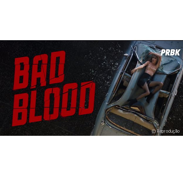"Taylor Swift arrasa com clipe de ""Bad Blood"" e bate recorde do Vevo"
