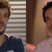 """Em """"Sete Vidas"""": Júlia (Isabelle Drummond) deve ficar com quem? Pedro ou Felipe (Michel Noher)?"""