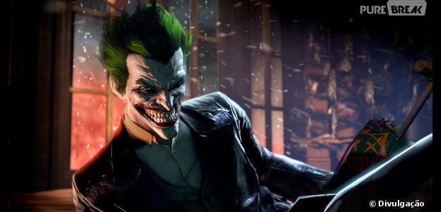 """""""Batman Arkham Origins"""" é mais do mesmo"""
