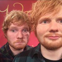 Ed Sheeran ganha estátua de cera no Museu Madame Tussauds!
