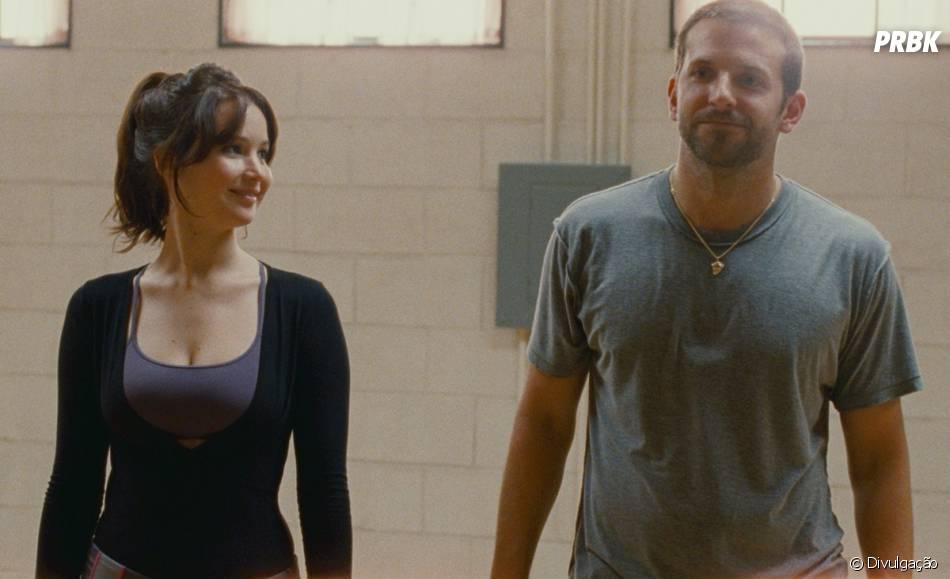 E Jennifer Lawrence e Bradley Cooper, que já trabalharam juntos em diversos filmes, mas até agora nada?