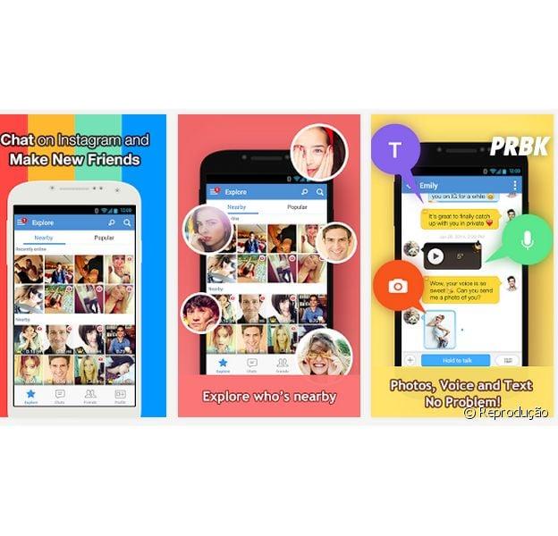 Instamessage permite conversar com a galera do Instagram de forma privada