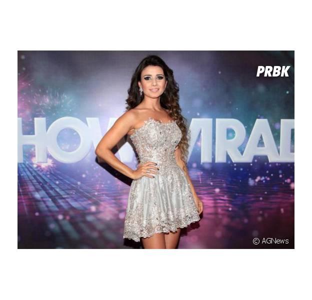 """Paula Fernandes gravou o programa """"Sai do Chão"""""""