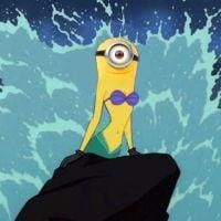Minions como Princesas Disney? E se os personagens amarelos fossem Ariel, Branca de Neve...