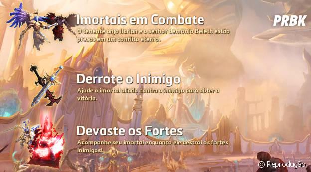 """Representação do Santuário em """"Heroes Of The Storm"""" no novo campo de batalha"""