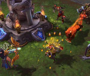 """""""Heroes Of The Storm"""" tem Goblins do Tesouro durante o evento de lançamento de """"Conflito Eterno"""""""