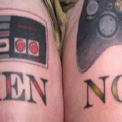 Confira as tatuagens incríveis inspiradas em videogames