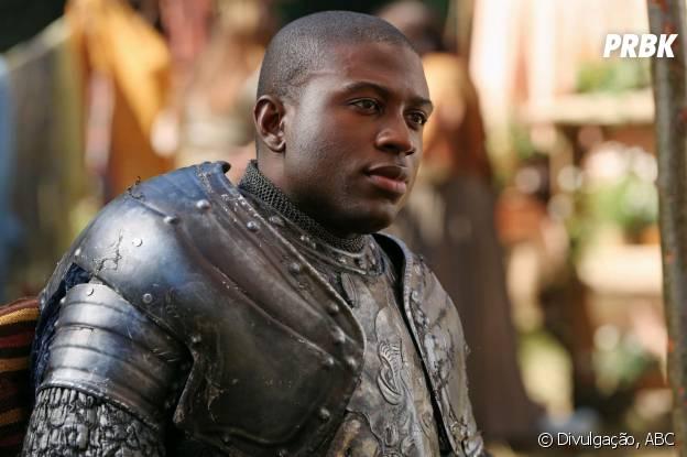 "Em ""Once Upon a Time"", Lancelot (Sinqua Walls) vai voltar para a 5ª temporada!"