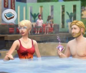 "A EA Games publicou o pacote de objetos ""The Sims 4: Terraço Perfeito"" recentemente"