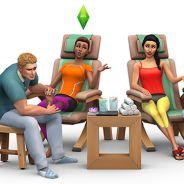 """Game """"The Sims 4"""": Leve a família para relaxar em um maravilhoso Spa no novo pacote de jogo"""