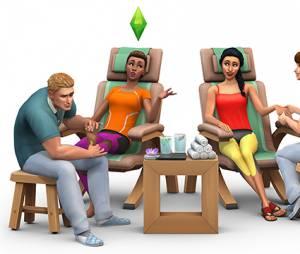 """""""The Sims 4: Dia de Spa"""" vai ser lançado no dia 14 de julho de 2015"""