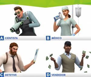 """Depois de passarem o dia na labuta em """"The Sims 4: Ao Trabalho"""", o Sims terão um motivo a mais para ir ao Spa em """"Dia de Spa"""""""