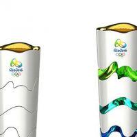 Jogos Olímpicos 2016: Presidente Dilma Rousseff apresenta Tocha Olímpica pela primeira vez