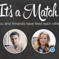 Tinder das celebridades: atualização do aplicativo traz verificação de perfil para conta de famosos