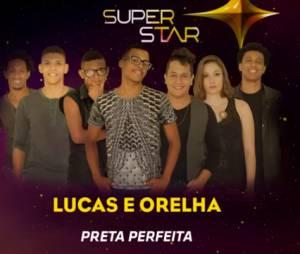 """A dupla Lucas e Orelha no hit """"Preta Perfeita"""""""