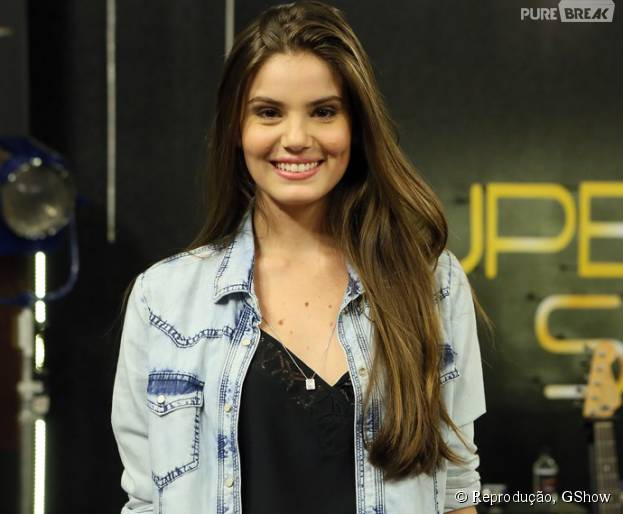 """Camila Queiroz, a Angel de """"Verdades Secretas"""", fala sobre assédio masculino"""