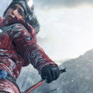 "Gameplay de ""Rise of the Tomb Raider"" mostra a luta completa de Lara contra o urso polar"