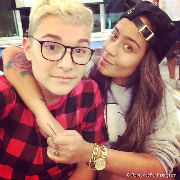 MC Gui finalmente admite affair com Rafaella Santos, irmã de Neymar Jr.