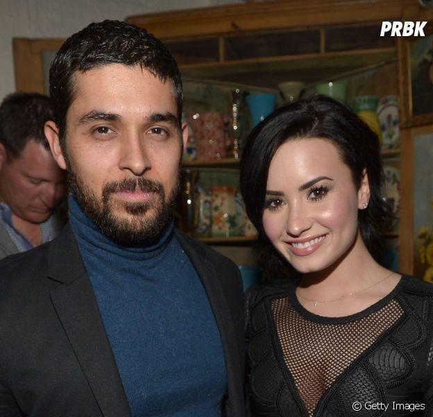 Demi Lovato e seu namorado Wilmer Valderrama