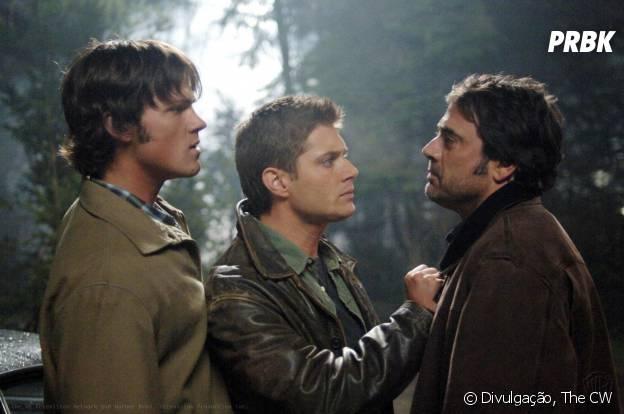"""Será que Sam (Jared Padalecki) e Dean (Jensen Ackles) vão ter seu pai de volta em """"Supernatural""""?"""