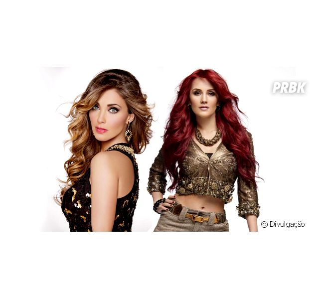 Ex-RBD Anahi e Dulce Maria podem gravar música juntas em novo CD da loira