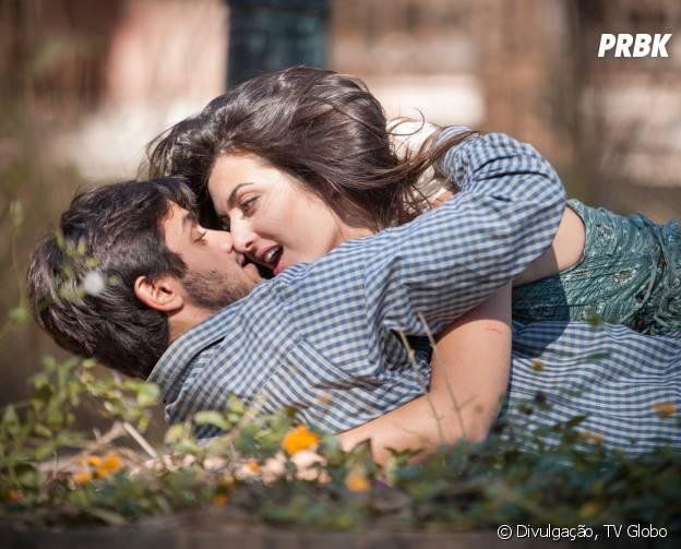 """Jade (Anaju Dorigon) e Cobra (Felipe Simas), o casal de ex-vilões de """"Malhação"""", fizeram o maior sucesso com o público da novelinha!"""