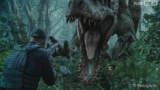 """""""Jurassic World: O Mundo dos Dinossauros"""" já tem sequência confirmadíssima!"""