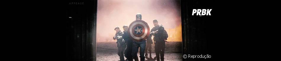 """""""Capitão América 3"""" tem direção dos irmãos Anthony e Joe Russo"""