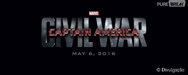 """O primeiro trailer de """"Capitão América 3: Guerra Civil"""" vazou na internet!"""