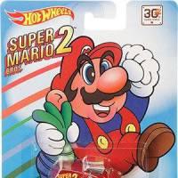 """Game """"Super Mario"""" ganha coleção de carrinhos em miniatura para comemorar 30 anos do jogo"""