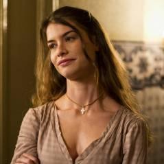 """Alinne Moraes, de """"Além do Tempo"""", se compara com a Lívia da trama: """"Estou em outro momento"""""""