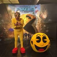 No SBT, Pacman vira pegadinha em parceria da emissora de Silvio Santos com a Sony Pictures!