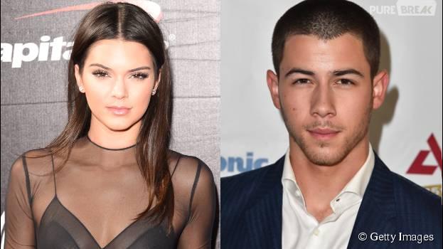 Será que Kendall Jenner e Nick Jonas realmente estão namorando?