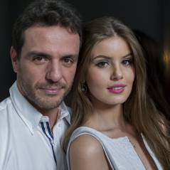 """""""Verdades Secretas"""": Alex (Rodrigo Lombardi) e Angel (Camila Queiroz) gravam cena polêmica de sexo!"""