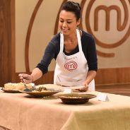 """No """"MasterChef Brasil"""", Sabrina é eliminada e se emociona revelar que está grávida: """"É uma menina!"""""""